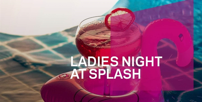 Ladies Night At Splash