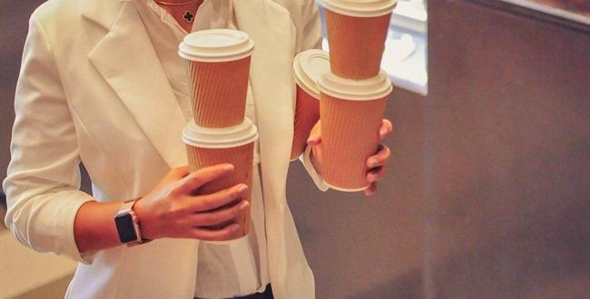 Half price coffee